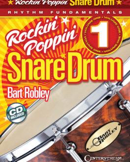 Rockin' Poppin' Snare Drum