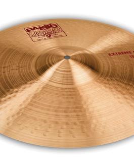 """Paiste - 19"""" 2002 Extreme Crash Cymbal"""