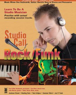 Studio Call: Rock/Funk - Drums