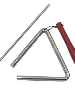 4 inch. Triangle