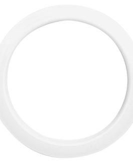 Gib Port Hole Prtcr 4 In White