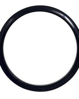 Gib Port Hole Prtcr 6 In Black