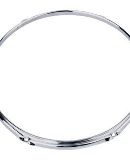10-Inch 6 Lug Triple Flange Hoop 2.3mm