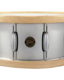 Gretsch 6.5x14 Aluminum Wood Hoop Snare Drum