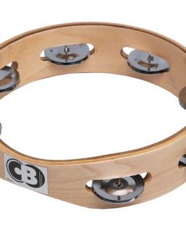 8 inch. Single Row Headless Tambourine