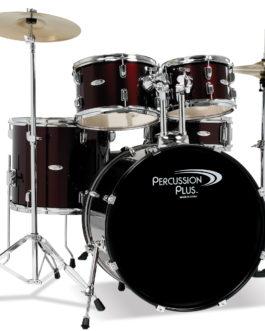 Percussion Plus 5-Piece Drum Set