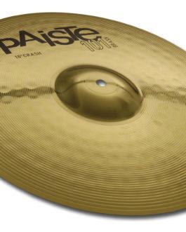 "Paiste - 16""101 Brass Crash"