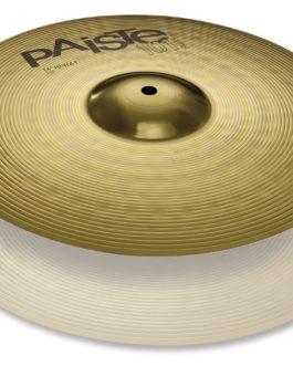 """Paiste - 14"""" 101 Brass Hi-hat Top"""