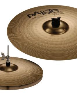 Paiste – 14″/18″ 201 Bronze Essential Set (14/18)