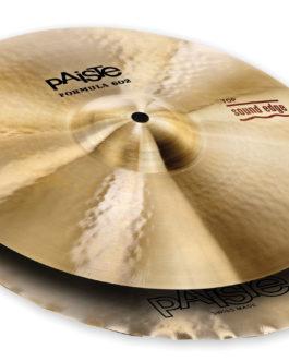 """Paiste - 14"""" Formula 602 Classic Sounds Sound Edge Hi-Hat"""