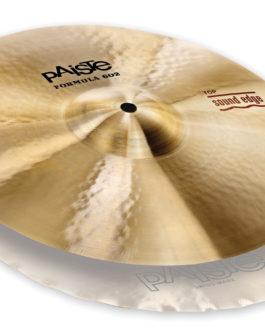 """Paiste - 14"""" Formula 602 Classic Sounds Sound Edge Hi-Hat Top"""