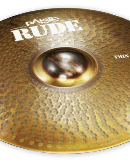 "Paiste - 18"" Rude Thin Crash"