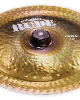 "Paiste - 18"" Rude China"