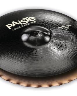 """Paiste 14"""" Color Sound 900 - Black Sound Edge Hi-hat"""