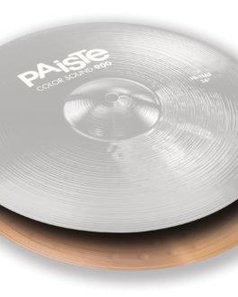 """Paiste - 14"""" 900 Cs Black Hi-hat Bottom"""
