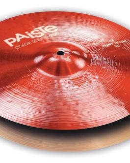 "Paiste - 14"" 900 Cs Red Heavy Hi-hat"