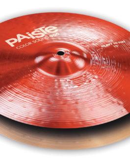"Paiste - 15"" 900 Cs Red Heavy Hi-hat"