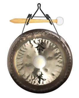 """Paiste - 7"""" Deco Gong Set Wall Hanger"""