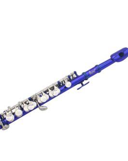 Piccolo – Ottavino Half-size – Silver Plated – C Key