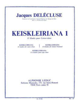 Kreisleriana 1 - 13 Etudes Pour Caisse-Claire