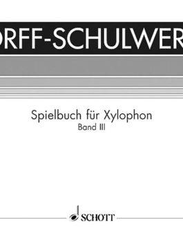 Spielbuch für Xylophone - Two-Octave Xylophone