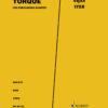 Torque For Percussion Quartet - Score And Parts