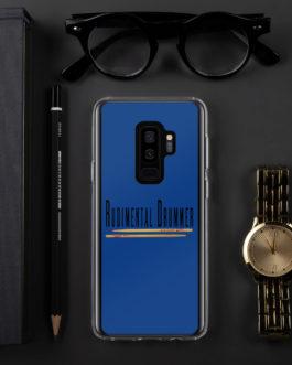 Rudimental Drummer Samsung Case - Samsung Galaxy S9+