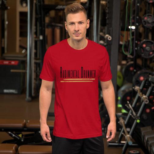 Rudimental Short-Sleeve Unisex T-Shirt