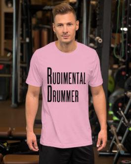 Dreams Rudimental Drummer Short-Sleeve Unisex T-Shirt - Lilac
