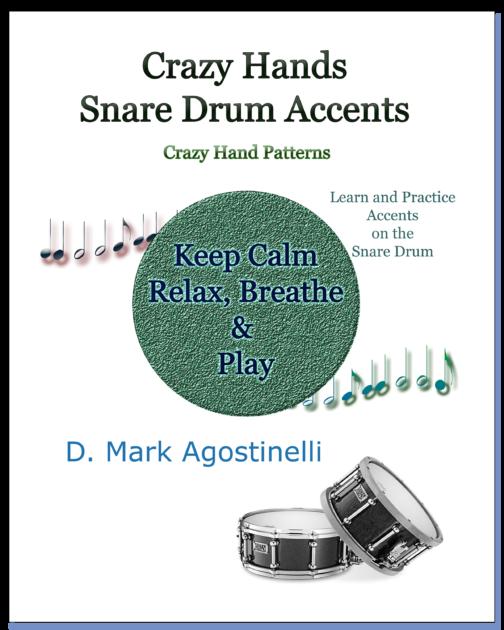 Crazy Hands - Snare Drum Accents: Crazy Hand Patterns