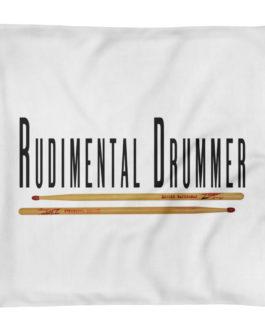 Rudimental Drummer Premium Pillow Case