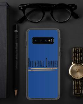 Rudimental Drummer Samsung Case - Samsung Galaxy S10