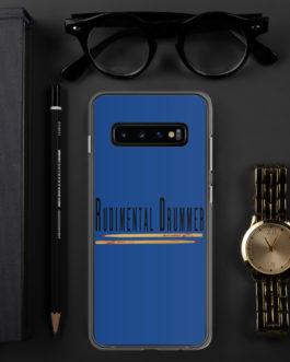 Rudimental Drummer Samsung Case - Samsung Galaxy S10+