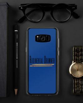 Rudimental Drummer Samsung Case - Samsung Galaxy S8+