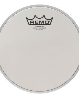 Remo – Batter, Crimplock, Emperor, Suede, 8 Diameter –  – 8″ (in)
