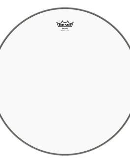 "Remo – Banjo Head, Clear, 10-12/16 Diameter, Medium Collar –  – 10–12/16th"" (in)"