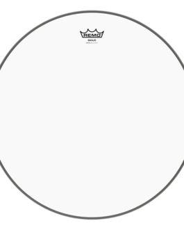 Remo – Banjo Head, Clear, 11 Diameter, High Collar –  – 11″ (in)