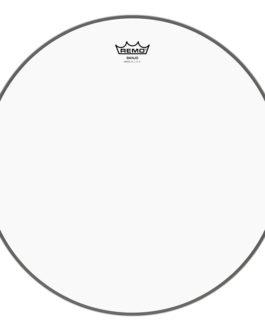 "Remo – Banjo Head, Clear, 11-2/16 Diameter, High Collar –  – 11–2/16th"" (in)"