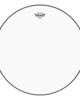 "Remo – Banjo Head, Clear, 11-2/16 Diameter, Medium Collar –  – 11–2/16th"" (in)"