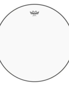 Remo – Banjo Head, Clear, 12 Diameter, Medium Collar –  – 12″ (in)