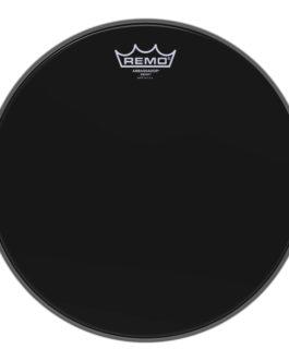 Remo – Ambassador Ebony Series Drumhead – Snare/Tom 13 inch. Diameter Model – 13″ (in)