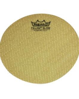 Remo – Falam Patch, 4 Diameter, Neutral –  – 4″ (in)