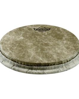 Remo – Bongo Drumhead, Tucked, 9, Fiberskyn –  – 9″ (in)