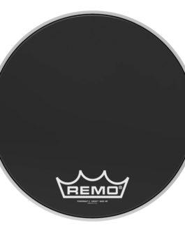 Remo – Bass, Powermax 2, Ebony, 16 Diameter, Mp –  – 16″ (in)