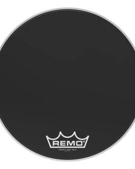 Remo – Bass, Powermax 2, Ebony, 20 Diameter, Mp –  – 20″ (in)