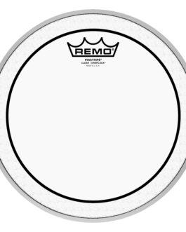 Remo – Batter, Crimplock, Pinstripe, Clear, 10 Diameter –  – 10″ (in)