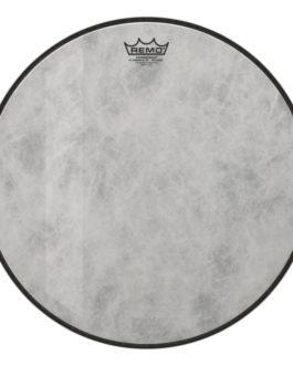 Remo – Bass, Powerstroke 3, Fiberskyn, Diplomat, Felt Tone, 18 Diameter –  – 18″ (in)