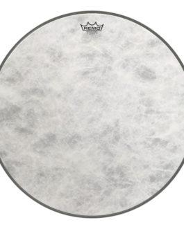 Remo – Bass, Powerstroke 3, Fiberskyn, Diplomat, 22 Diameter –  – 22″ (in)