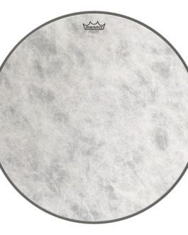Remo – Bass, Powerstroke 3, Fiberskyn, Diplomat, 24 Diameter –  – 24″ (in)