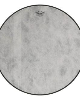 Remo – Bass, Powerstroke 3, Fiberskyn, Diplomat, Felt Tone, 24 Diameter –  – 24″ (in)